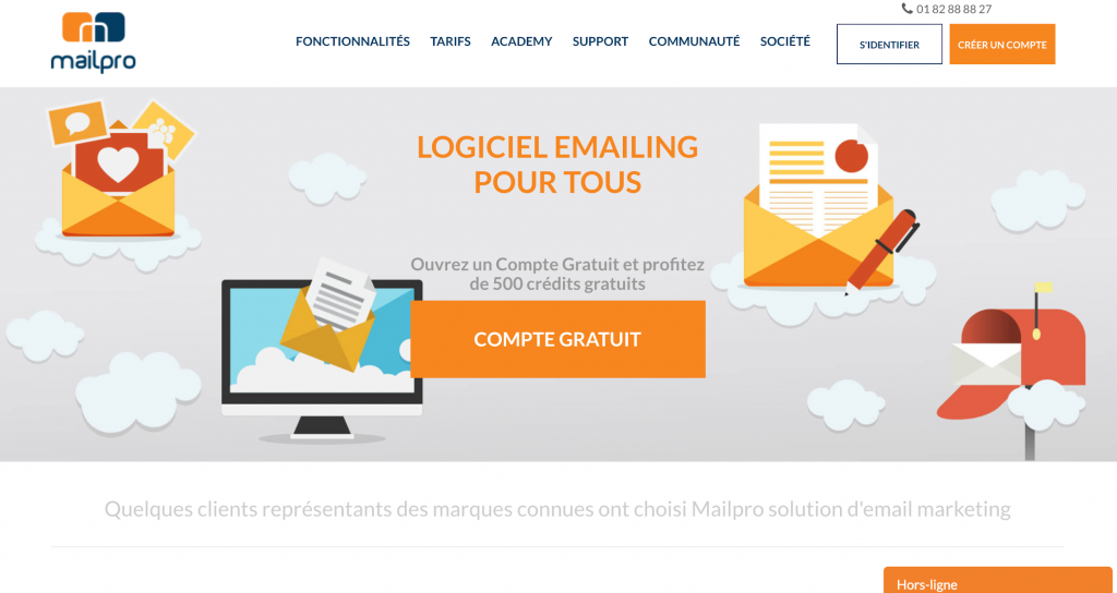 Mailpro : un logiciel emailing pour tous