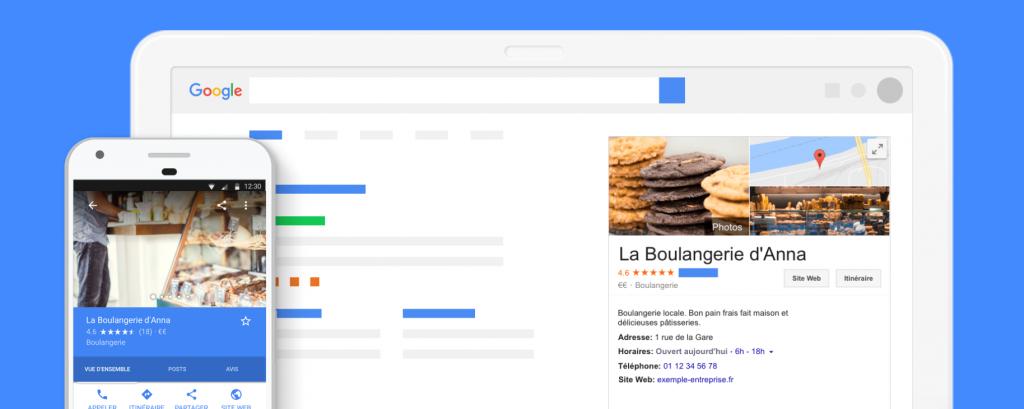 Le référencement local sur Google