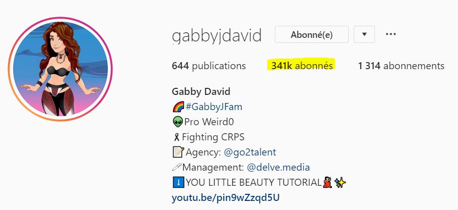 Augmenter son nom de followers sur Instagram