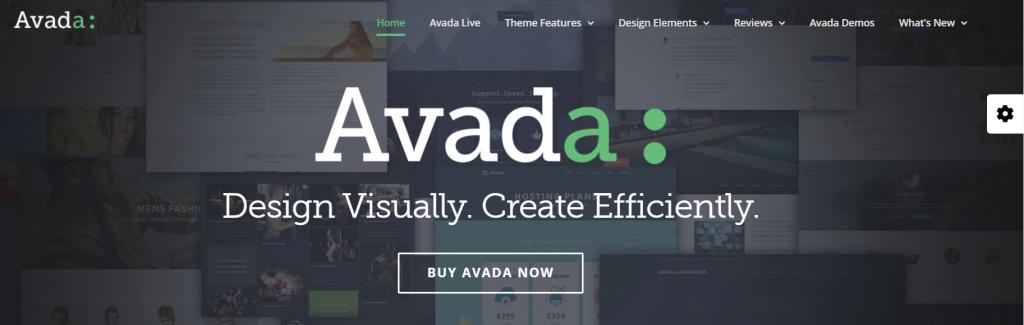 Avada meilleur thème WordPress