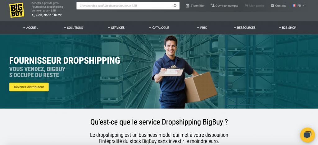 big buy est un fournisseur dropshipping fiable