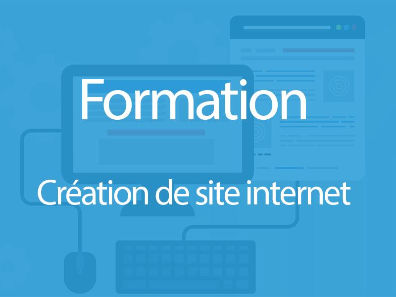 Formation digitale en création de site internet