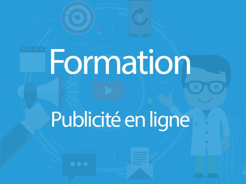 Formation digitale pour la publicité en ligne
