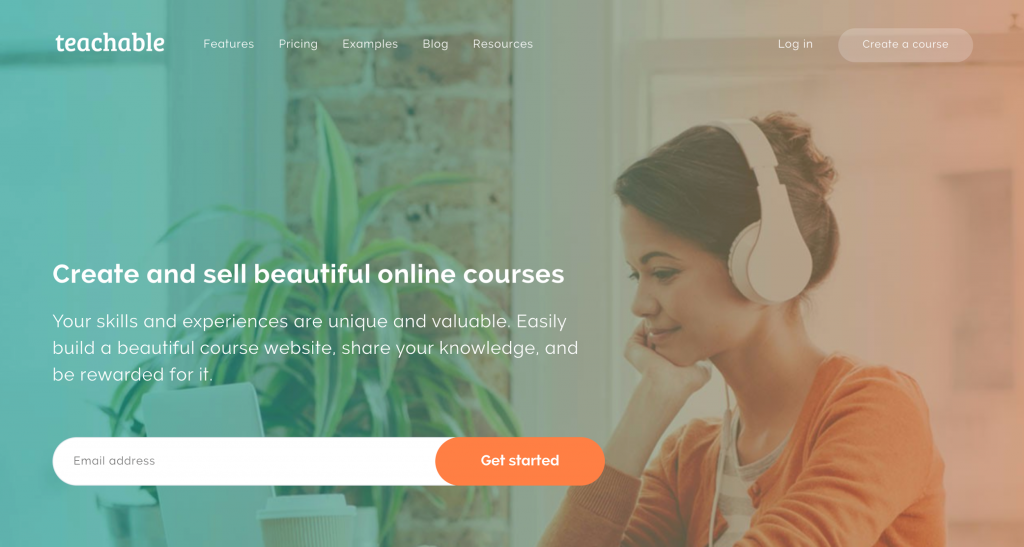 Teachable pour créer une formation en ligne
