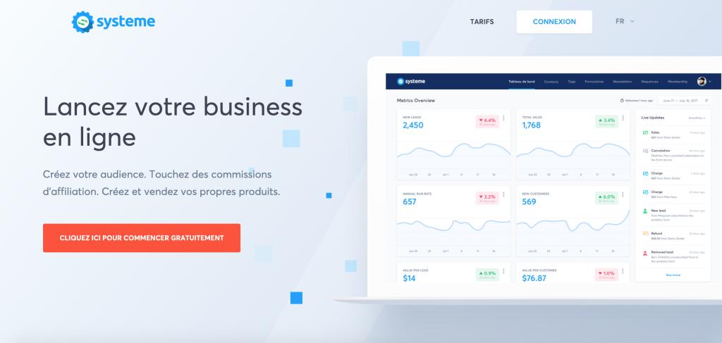System.io est idéal pour créer et vendre un eBook