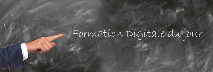 Formation digitale