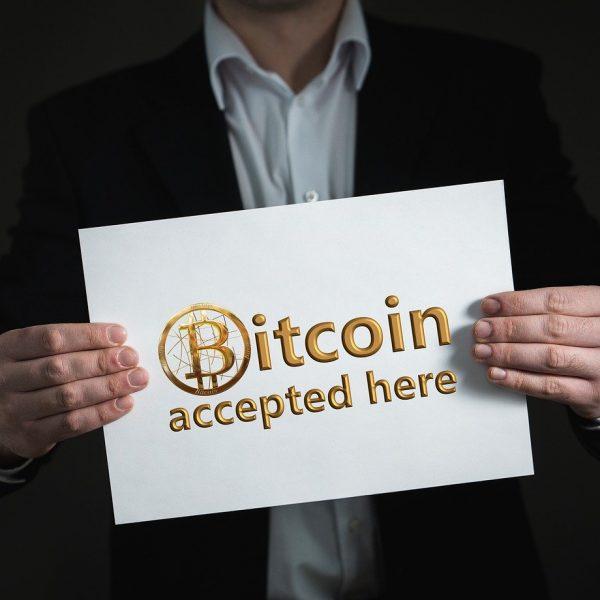 accepter paiement cryptomonnaie
